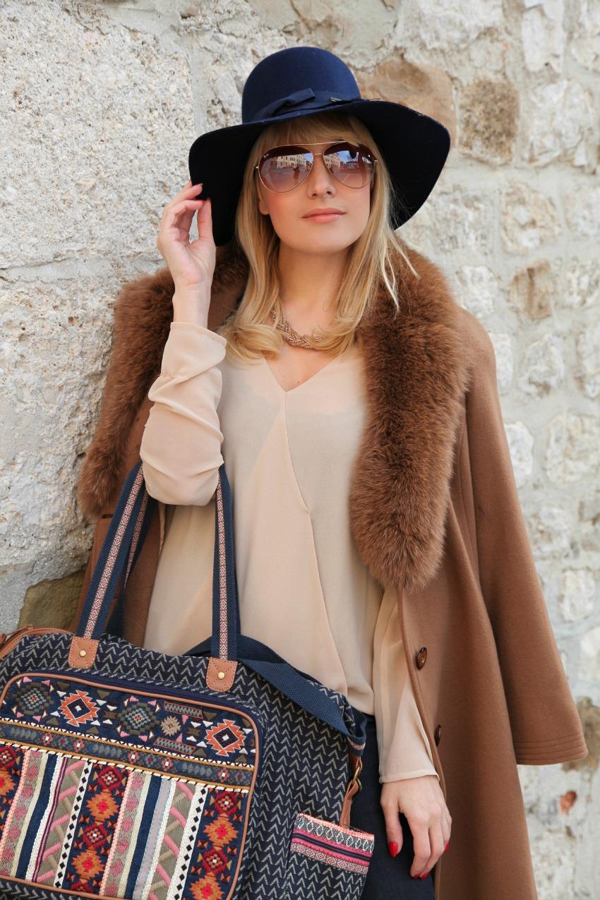Come quando..d'inverno e di storie che si tingono di blu, alessia milanese, thechilicool, fashion blog, fashion blogger, accessorize