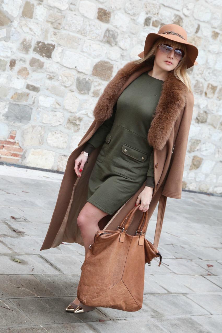 Perdere il cuore: storie di felicità con un abito ed un cappotto sulle spalle , alessia milanese,thechilicool, fashion blog, fashion blogger , mnc by martina tittonel