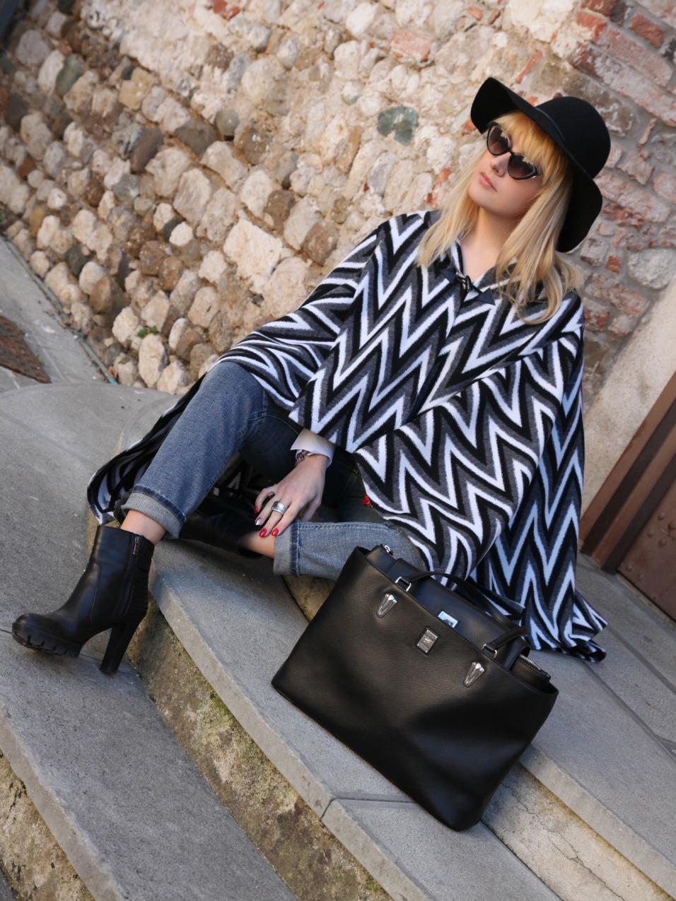 Geometrie ed un mercoledì di Dicembre, alessia milanese, thechilicool, fashion blog, fashion blogger , vincenzo oste gioielli