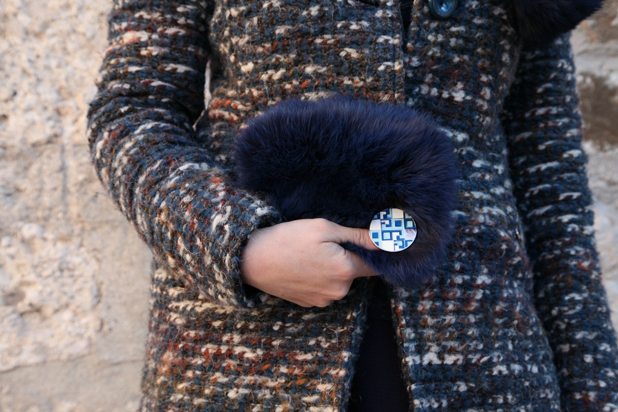 Blue Winter, alessia milanese, thechilicool, fashion blog, fashion blogger