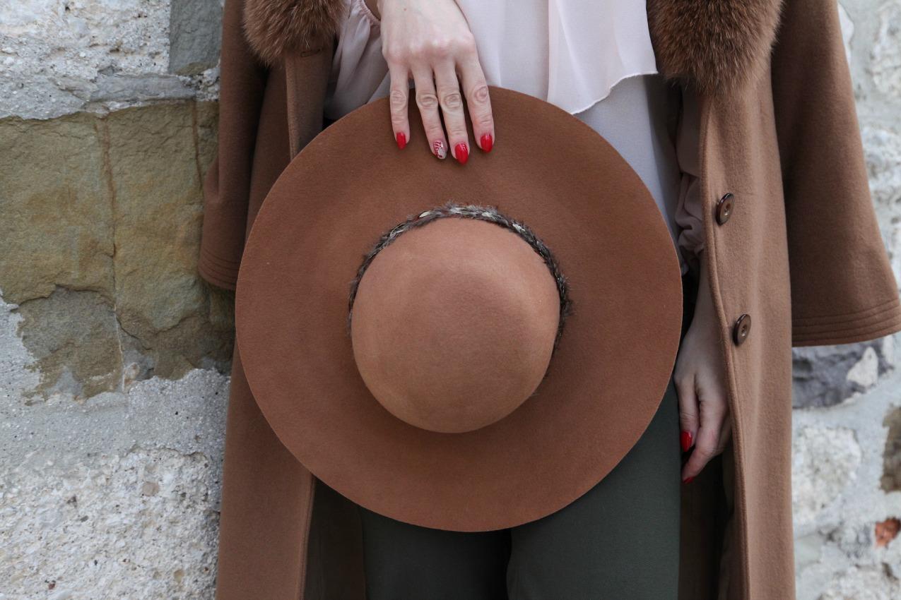 Desideri, inverno ed un cappotto color cammello, alessia milanese, thechilicool, fashion blog, fashion blogger, opposes complementaires, falabella stella mc cartney