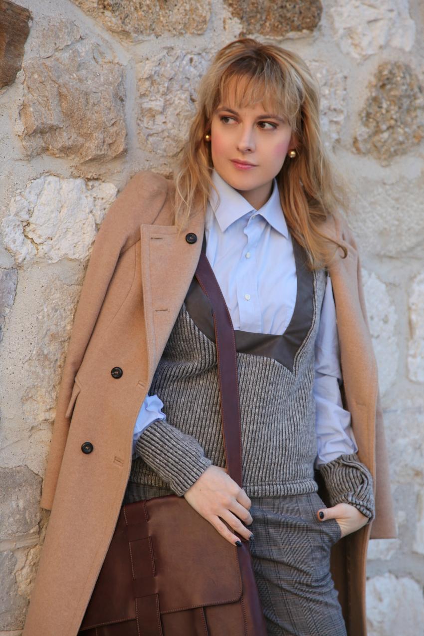 Style corner  come abbinare il cappotto cammello - TheChiliCool ... 83e60156cb9