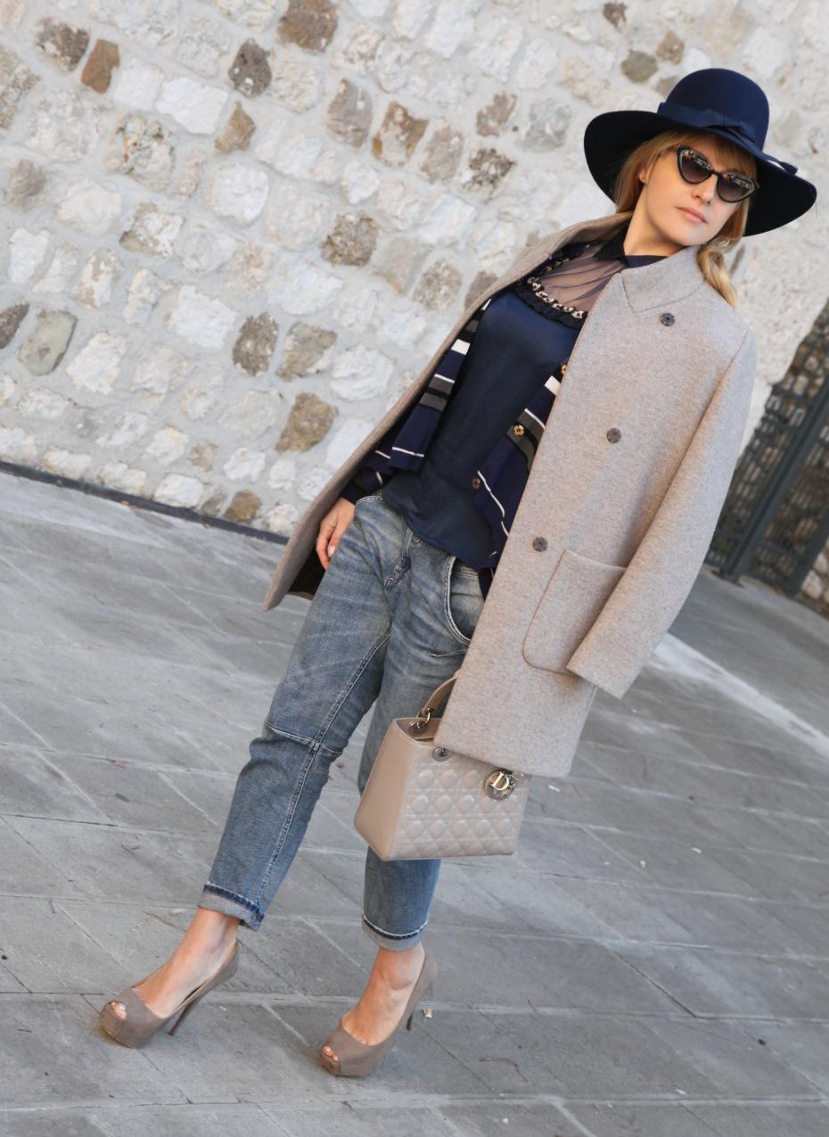 Note, pensieri e cenni di blu, alessia milanese, thechilicool, fashion blog, fashion blogger, princesse metropolitaine