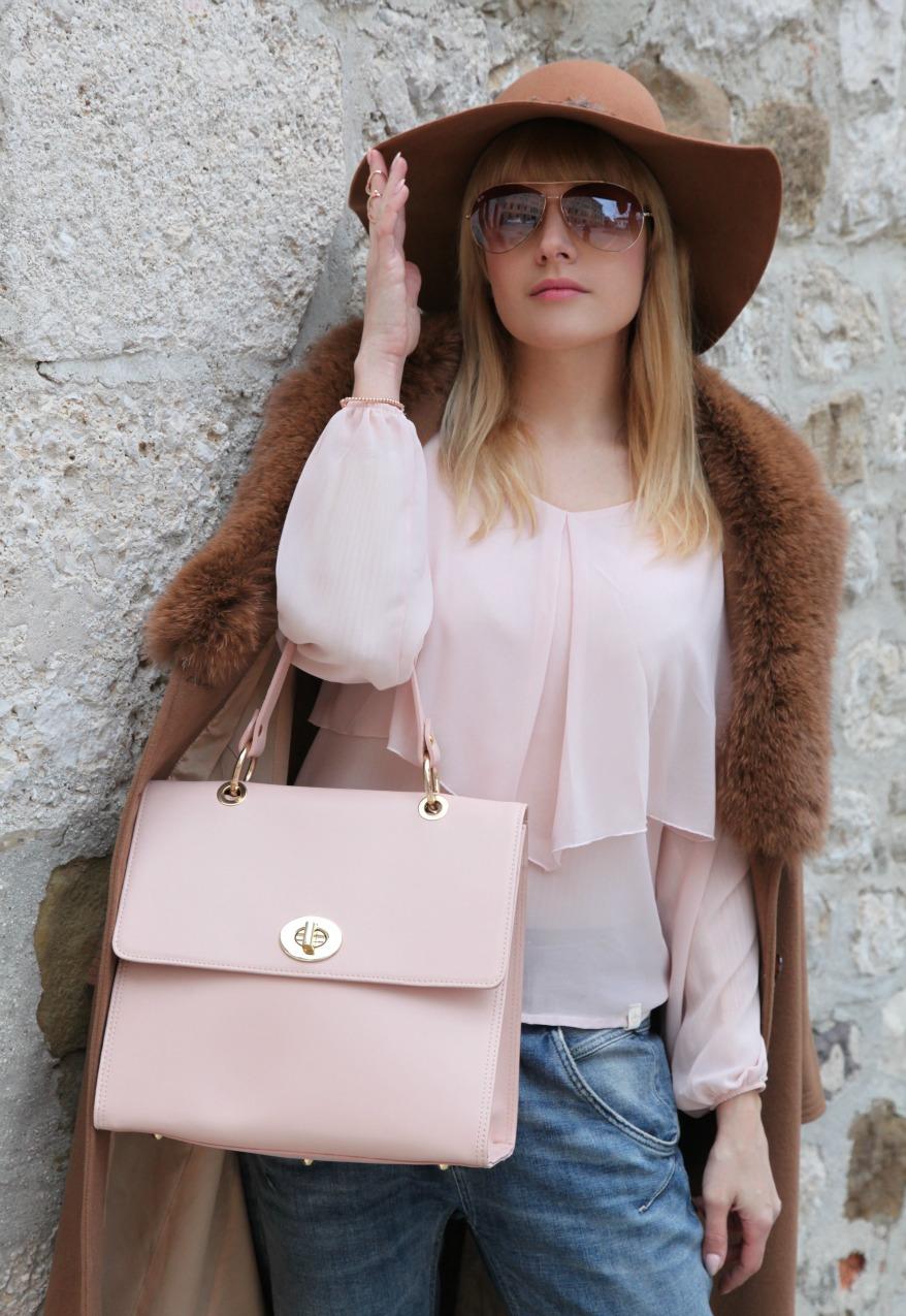 Rosa e nuvole di carta, alessia milanese, thechilicool, fashion blog, fashion blogger, gianluca ranieri borse