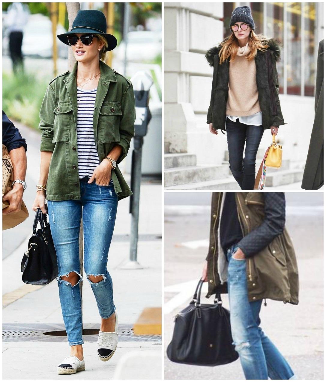 Style corner  come abbinare il parka - TheChiliCool Fashion Blog Italia bd6d67a8b80