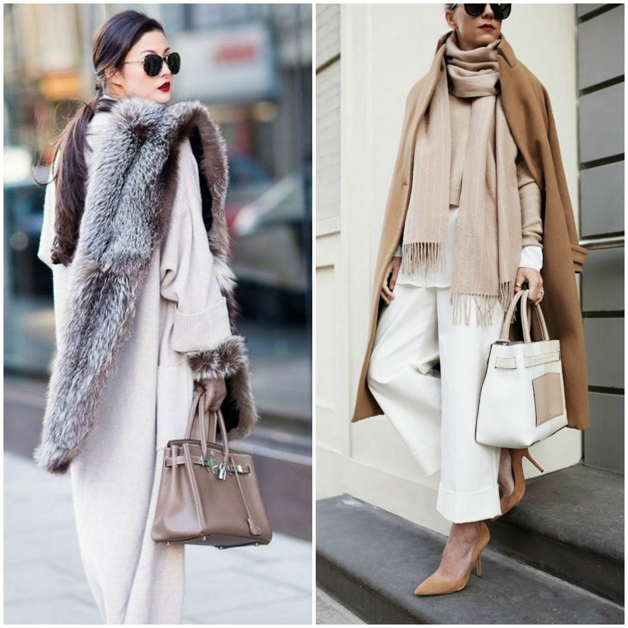 Style corner: come vestirsi d'inverno - ispirazione outfit