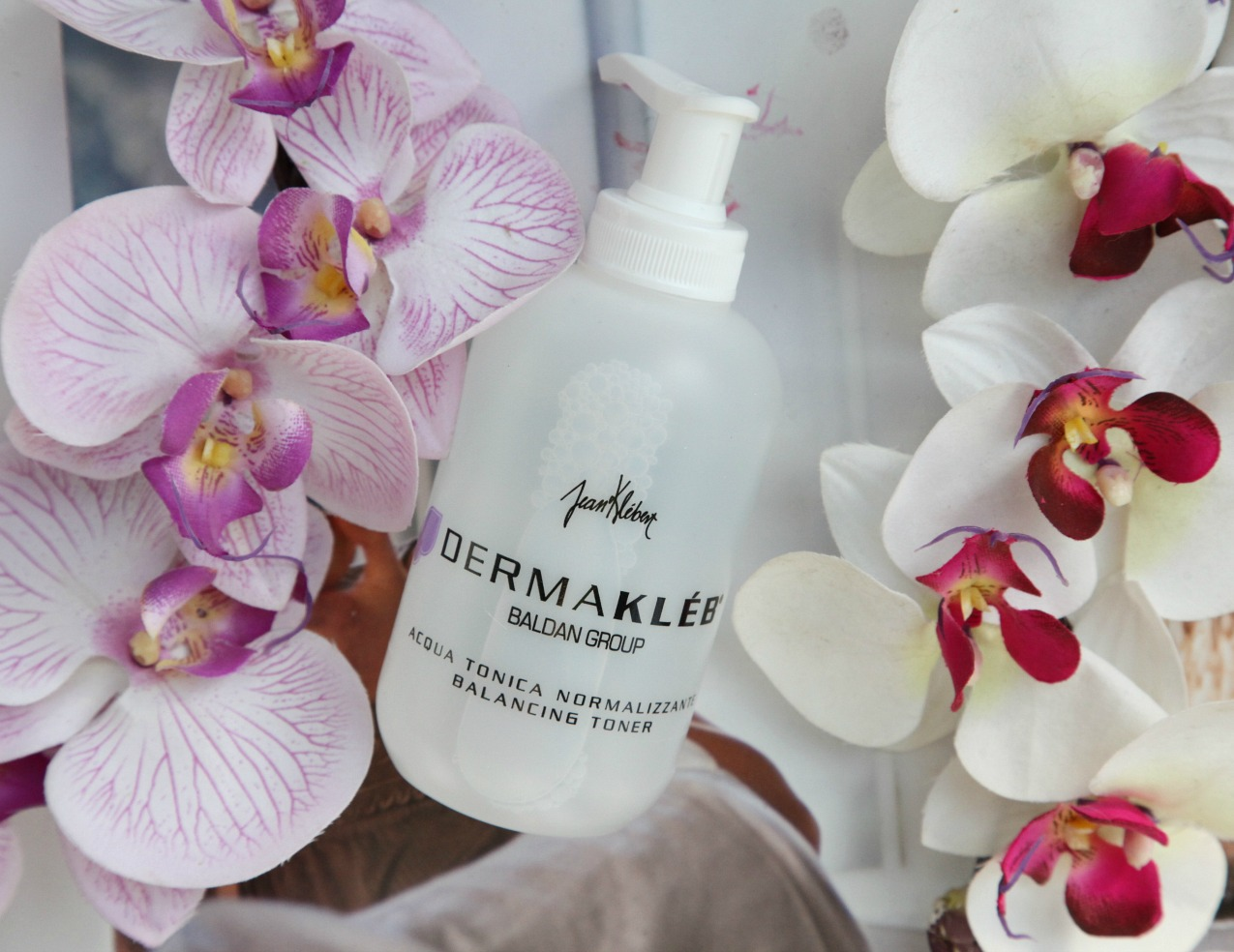 Skincare essentials: Jean Klebert by Baldan Group, alessia milanese, thechilicool, fashion blog, fashion blogger