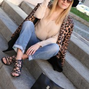Style Corner: come abbinare il cappotto animalier, alessia milanese, thechilicool, fashion blog, fashion blogger