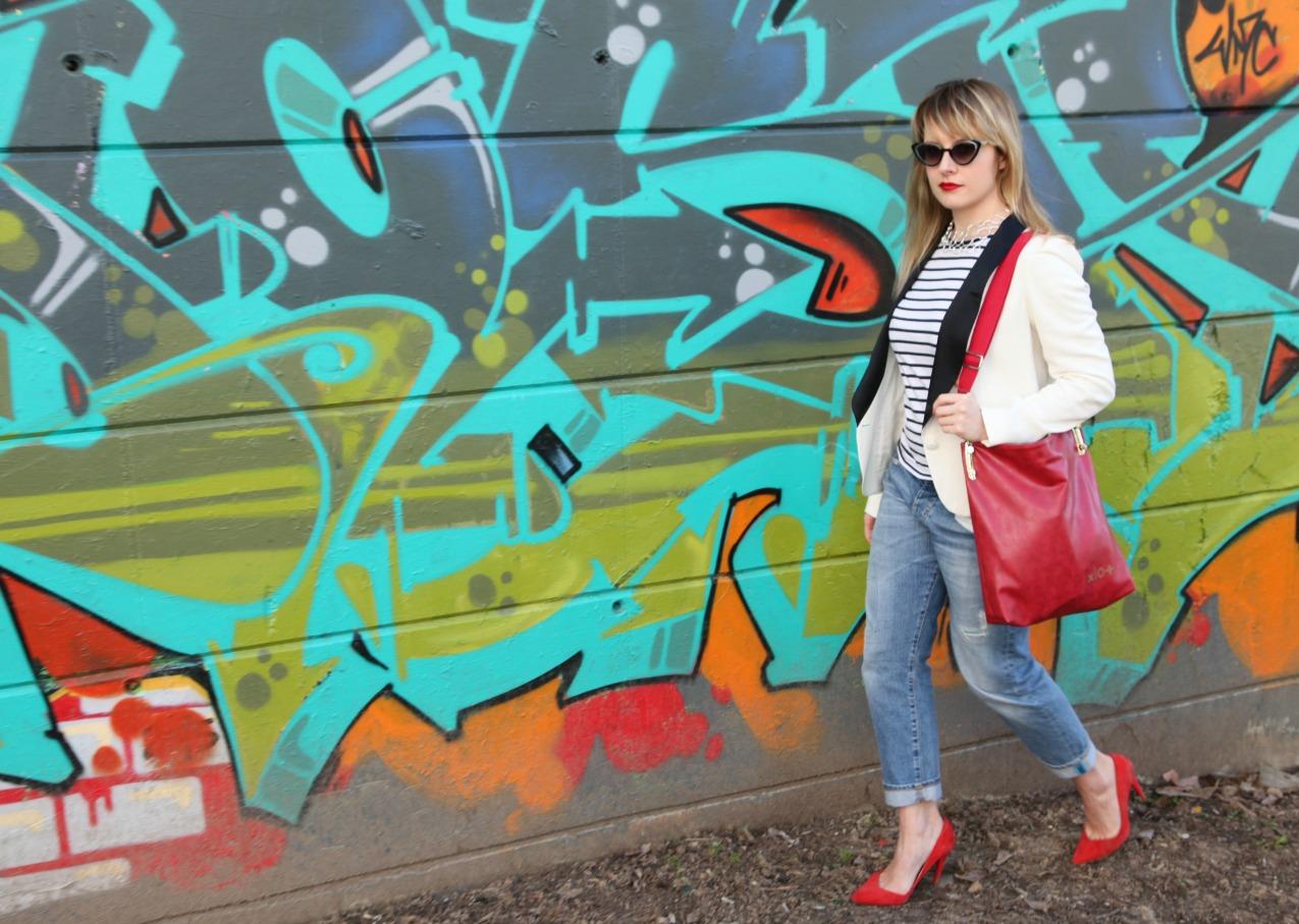 Nonchalance e la forma del colore, alessia milanese, thechilicool, fashion blog, fashion blogger, xlo+ borse e bracciali