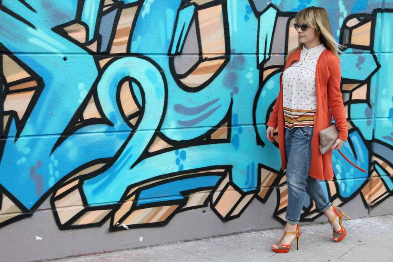 Orange vibes, alessia milanese, thechilicool, fashion blog, fashion blogger, risskio