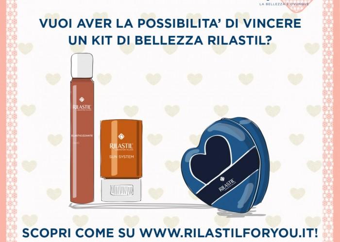 Rilastil premia l'amicizia, alessia milanese, thechilicool, fashion blog, fashion blogger