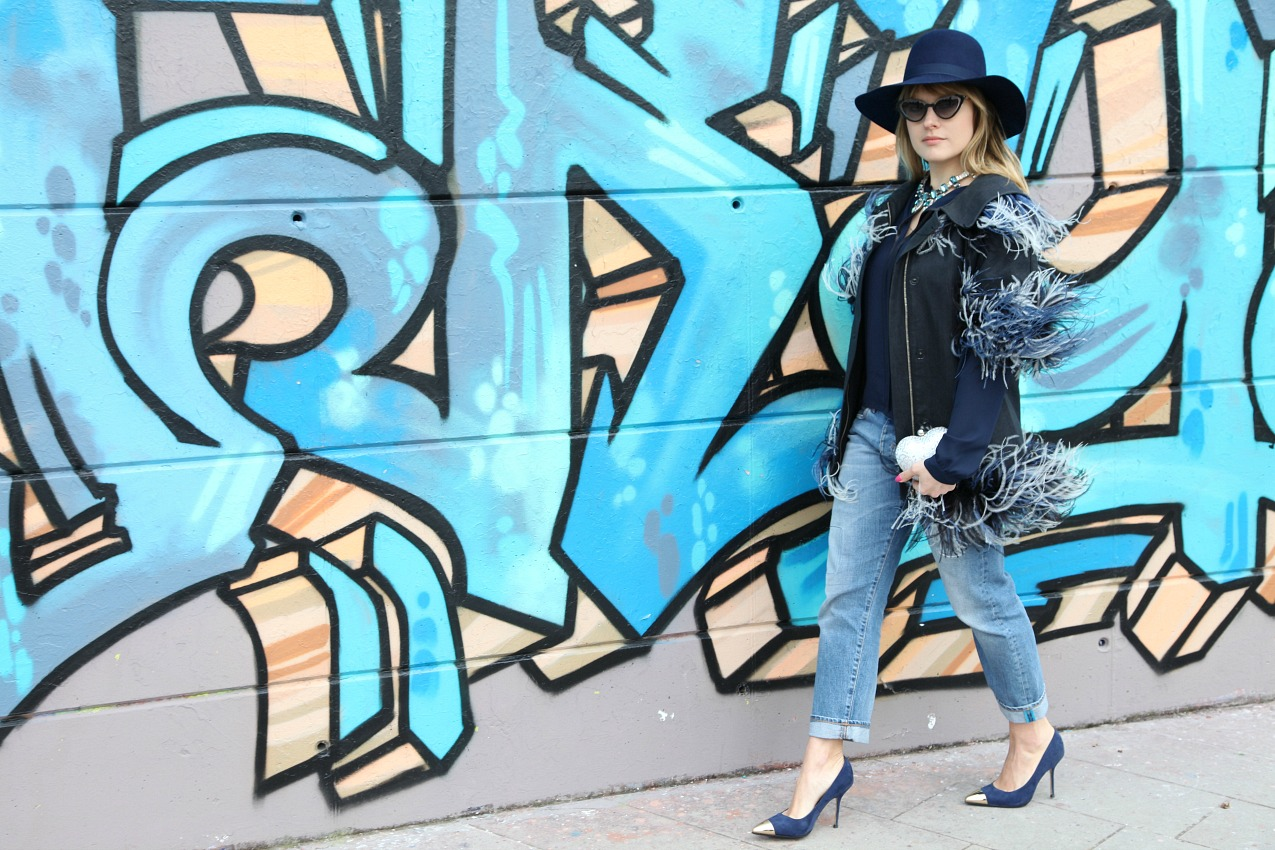 Tracce di blu e sfumature da comporre, alessia milanese, thechilicool, fashion blog, fashion blogger , ottaviani bijoux