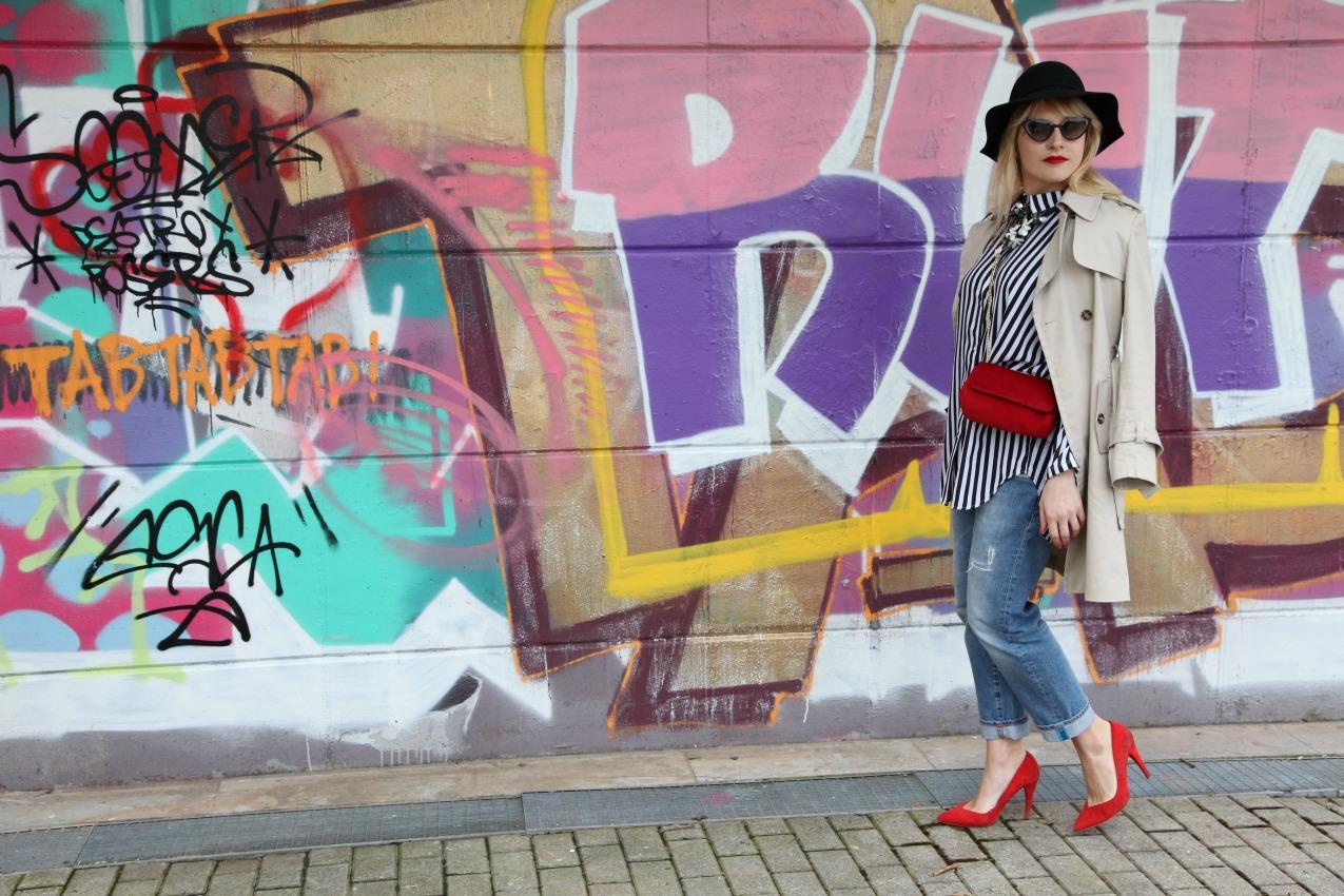 attimi, scelte e righe che delimitano , alessia milanese, thechilicool, fashion blog, fashion blogger , ottaviani bijoux