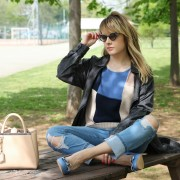Tempo, note musicali e secondi preziosi, alessia milanese, thechilicool, fashion blog, fashion blogger, bonprix , fendi 2 jours bag