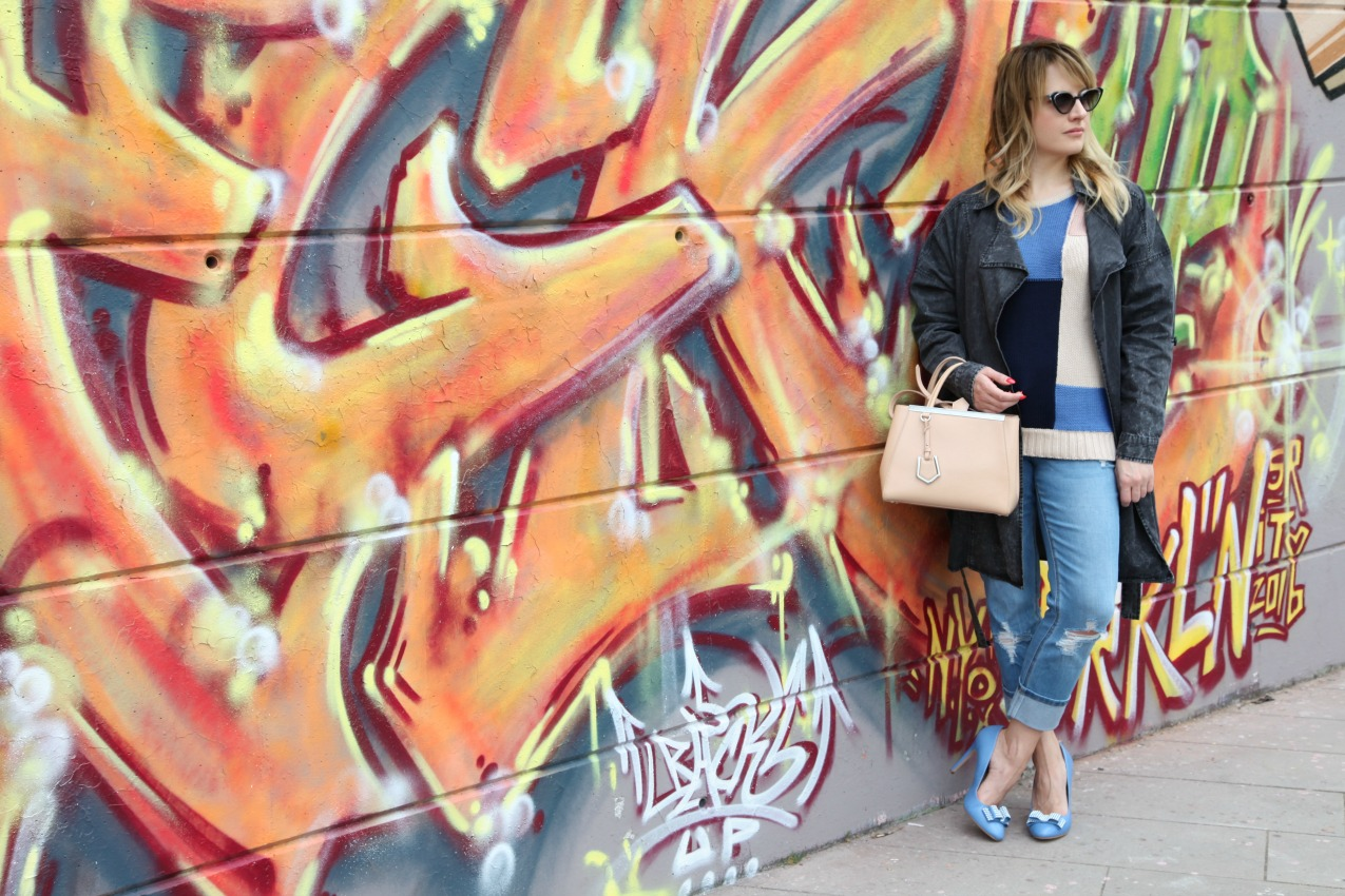 Tempo, note musicali e secondi preziosi, alessia milanese, thechilicool, fashion blog, fashion blogger, bonprix , fendi 2 jours bag