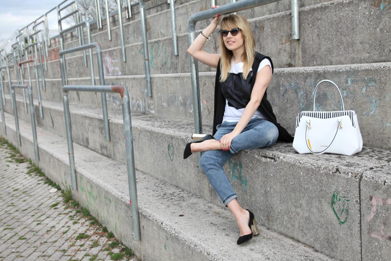 Istanti silenziosi, respiri e tracce di nero, alessia milanese, thechilicool, fashion blog, fashion blogger, risskio, cromia borse