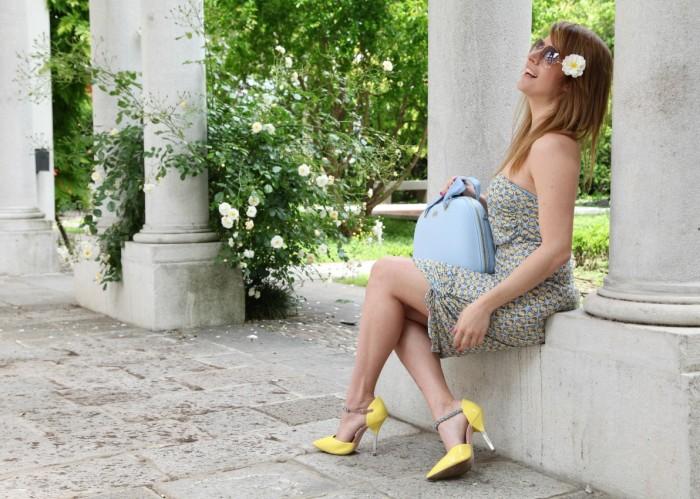 Un sogno, un motivo ed un abito nei colori del cielo, alessia milanese, thechilicool, fashion blog, fashion blogger, salce 197