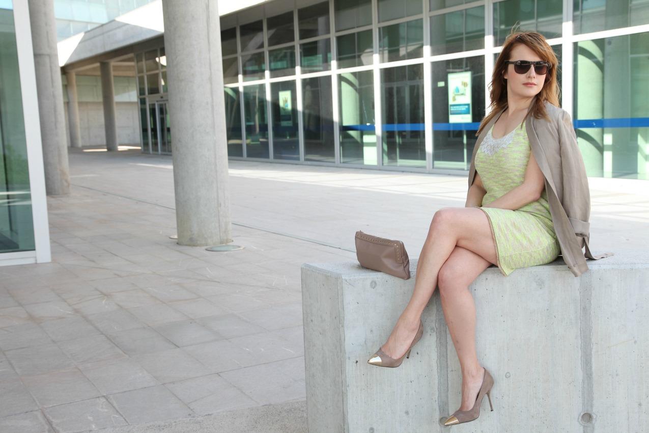 Come se tutto. In un istante, con un abitino nei colori della primavera, alessia milanese, thechilicool, fashion blog, fashion blogger, st georges