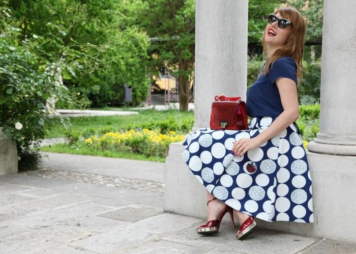 Blu ed i soffi del destino, alessia milanese, thechilicool, fashion blog, fashion blogger, braintropy borse , princesse metropolitaine