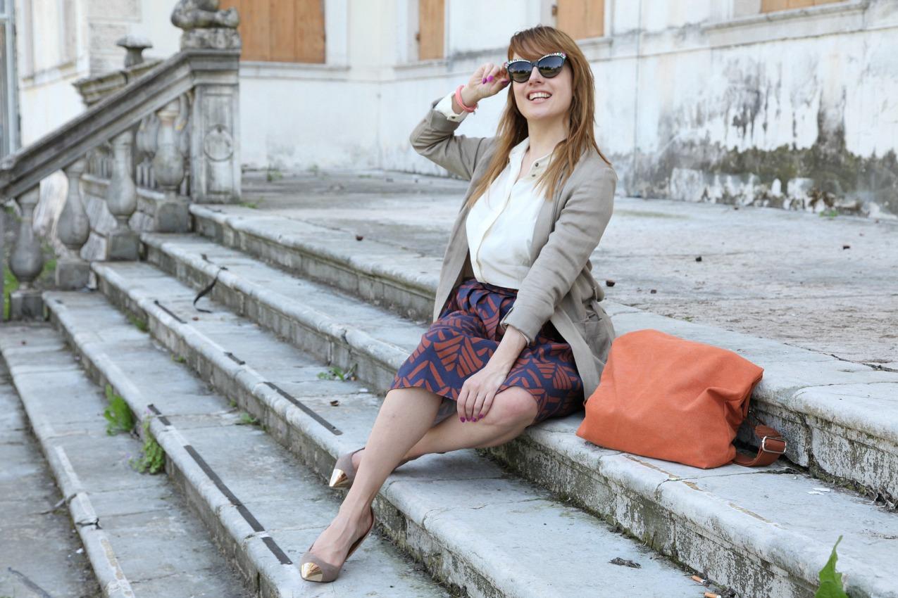 Valigie da fare e disfare come gomitoli di sogni ed una villa speciale, alessia milanese, thechilicool, fashion blog, fashion blogger, kocca