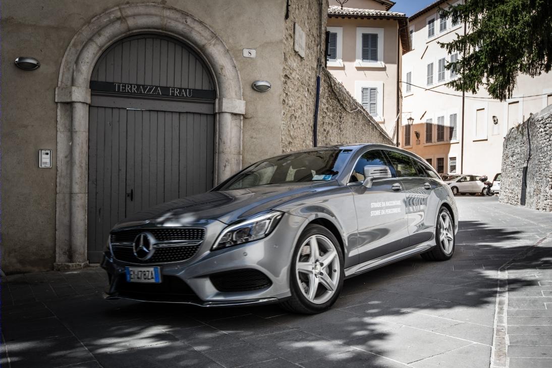 Vivere le emozioni con Mercedes-Benz al Festival dei Due Mondi di Spoleto