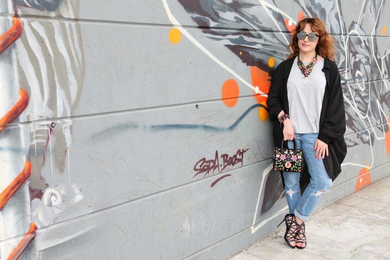 Storie di nero, fiori e cieli da percorrere, alessia milanese, thechilicool, fashion blog, fashion blogger, ottaviani bijoux