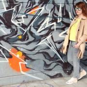 Occhi chiusi, un foglio bianco ed il giallo, alessia milanese, thechilicool, fashion blog, fashion blogger