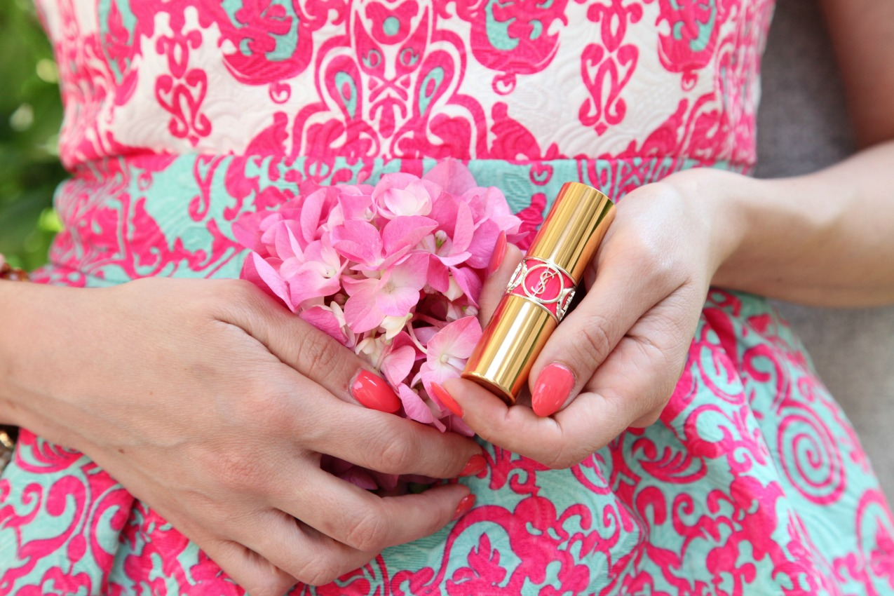 Ysl Rouge Volupte Shine: #itstimetoshine , alessia milanese, thechilicool, fashion blog, fashion blogger
