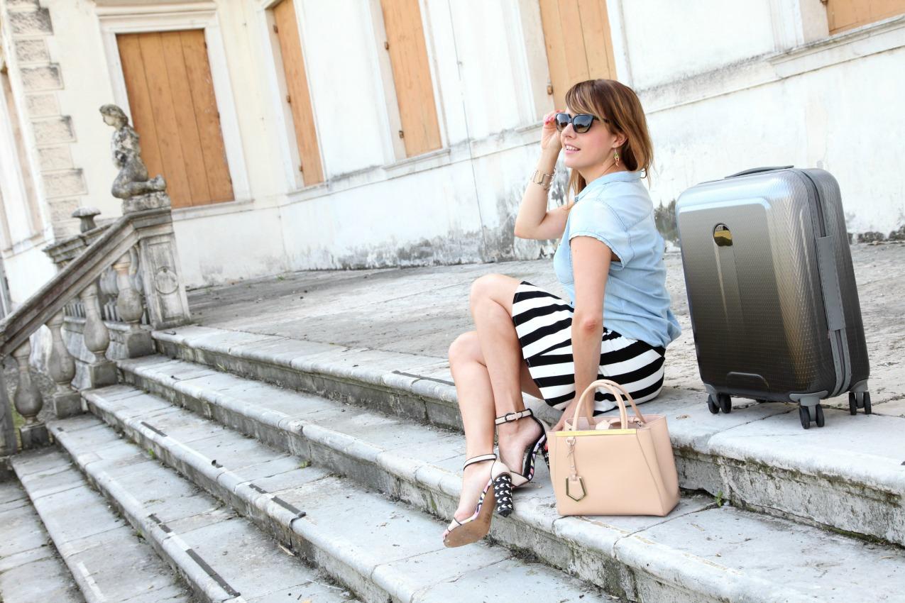 #DELSEYhappy70: quando lo stile va in vacanza!, alessia milanese, thechilicool, fashion blog, fashion blogger