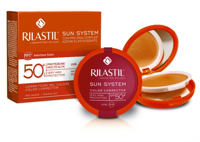 Rilastil sun system: pelle protetta per un 'estate al top, alessia milanese, thechilicool, fashion blog, fashion blogger
