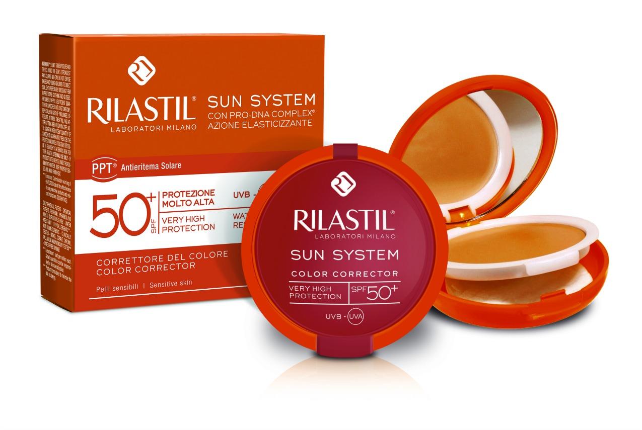 Rilastil sun system: pelle protetta per un 'estate al top, alessia milanese, thechilicool, fashion blog, fashion blogger
