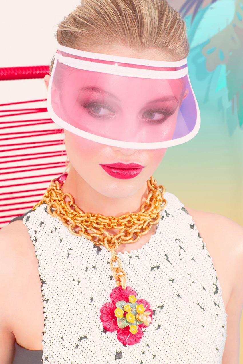 Wycon kisses from Malibu: il make up perfetto per l'estate, alessia milanese, thechilicool, fashion blog, fashion blogger