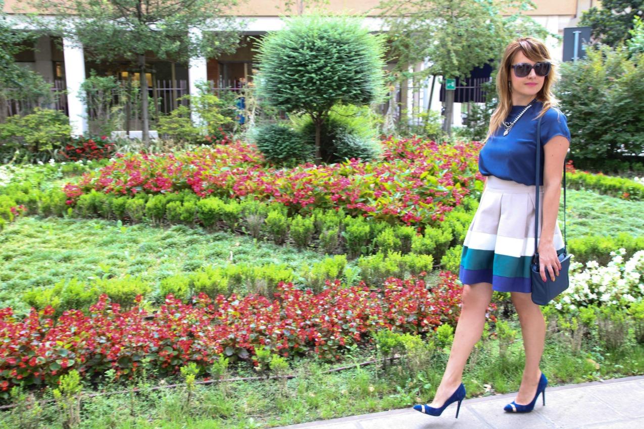 Rum e cioccolato e sogni a tinte blu, alessia milanese, thechilicool, fashion blog, fashion blogger, princesse metropolitaine