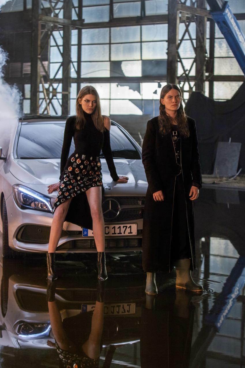 Fashion week ed emozioni con Mercedes Emotions, alessia milanese, thechilicool, fashion blog, fashion blogger