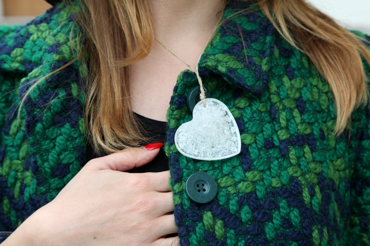 Scent of winter: Desigual #TricotVibes, alessia milanese, thechilicool, fashion blog, fashion blogger, lady dior bag