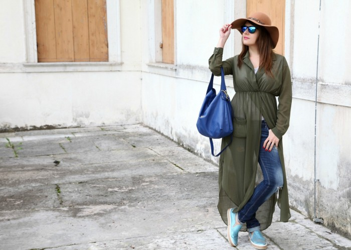 Di verde, e di autunno. Commedia romantica, alessia milanese, thechilicool, fashion blog, fashion blogger, peperosa shoes