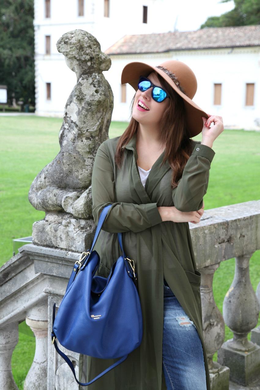 Di verde, e di autunno. Commedia romantica, alessia milanese, thechilicool, fashion blog, fashion blogger, peperosa shoes