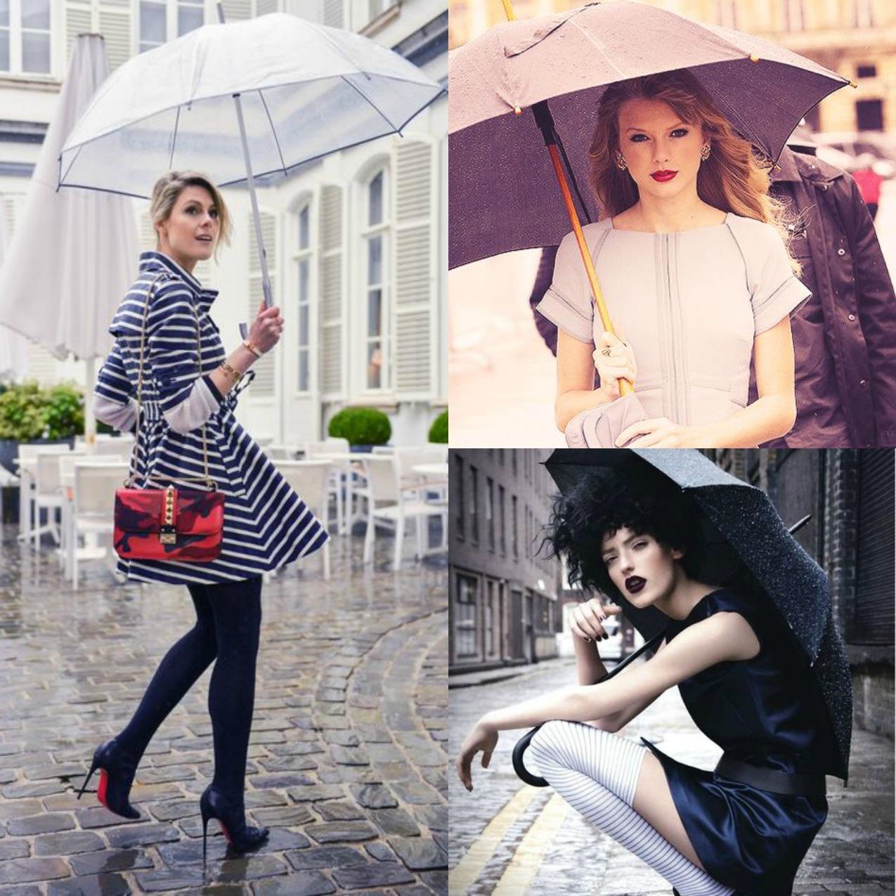 caa3fa4cd49e Come vestirsi quando piove  i look per l autunno - TheChiliCool ...