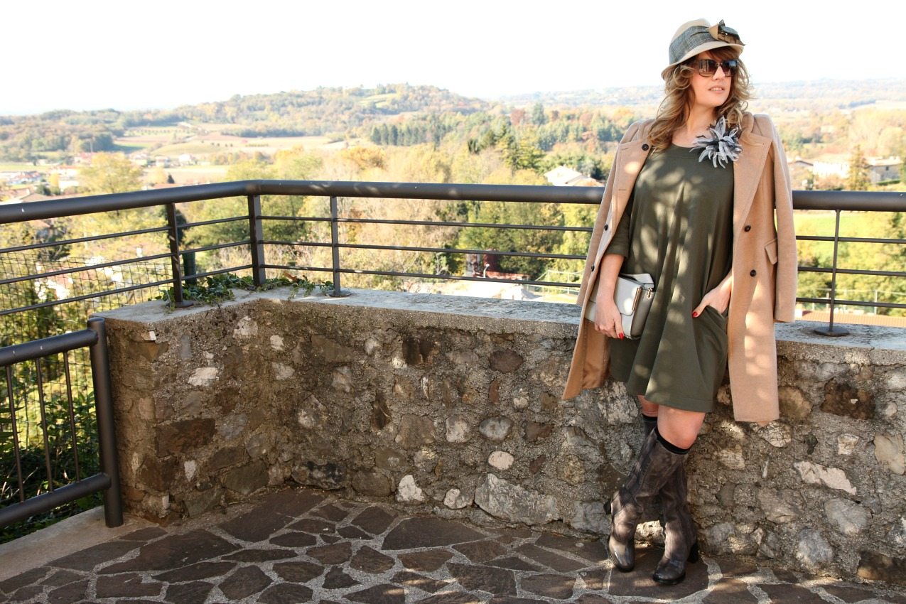 Stupore, tempo ed un cappotto cammello, alessia milanese, thechilicool, fashion blog, fashion blogger