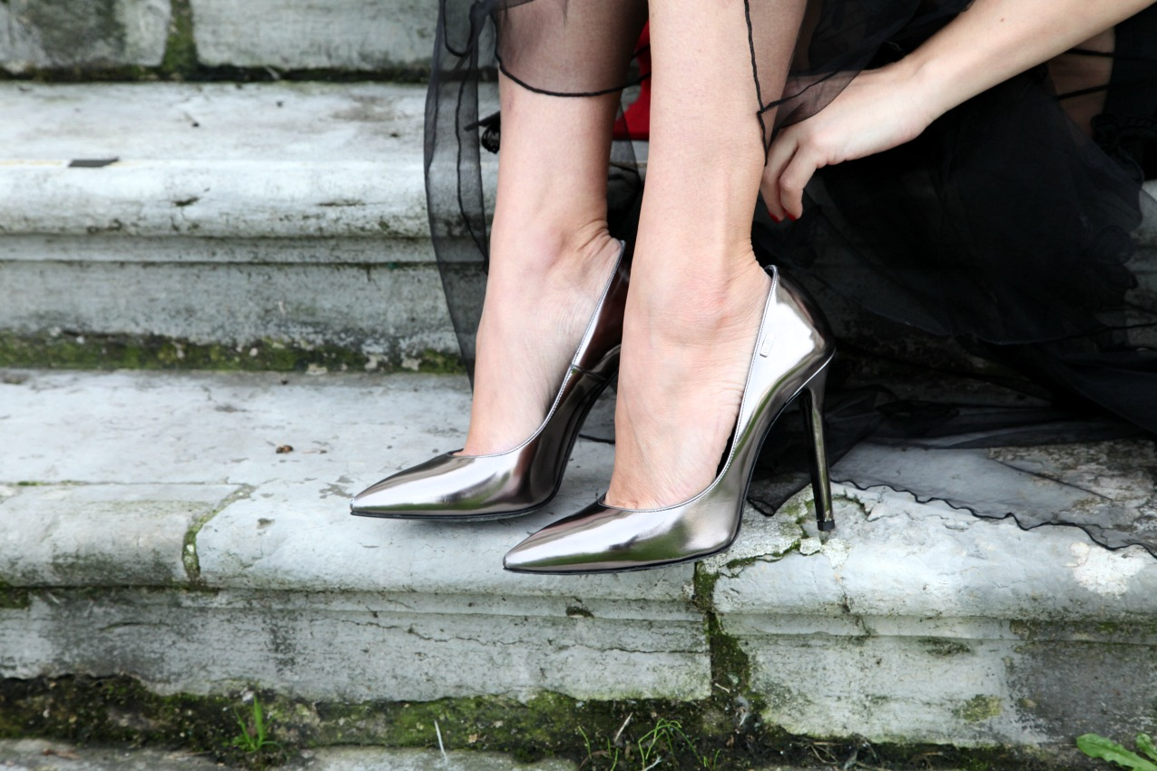 Dress code per party girl eleganti: lo stile di Fratinardi, alessia milanese, thechilicool, fashion blog, fashion blogger, patrizia pepe