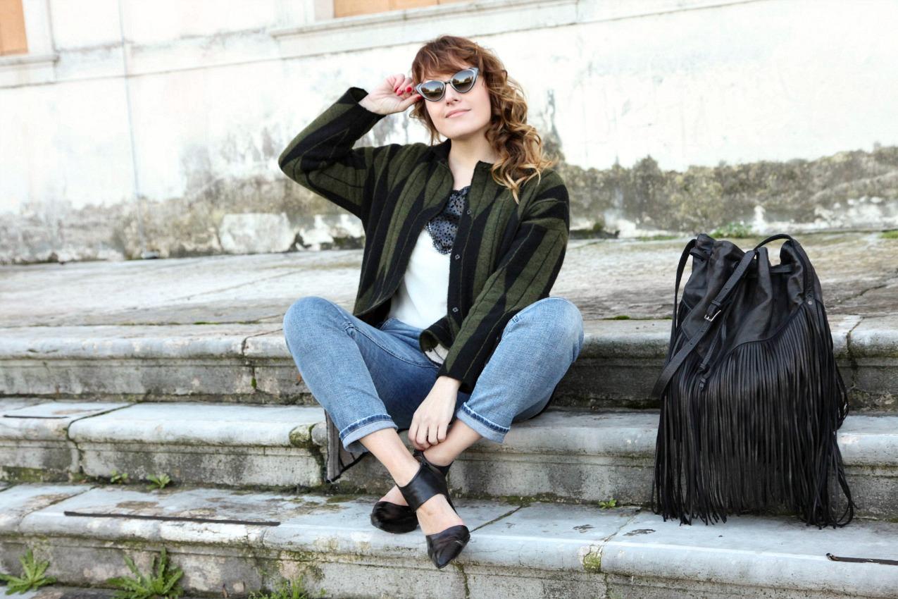 Freddi pomeriggi d'inverno: cardigan e storie di nero, alessia milanese, thechilicool, fashion blog, fashion blogger , 101 meme