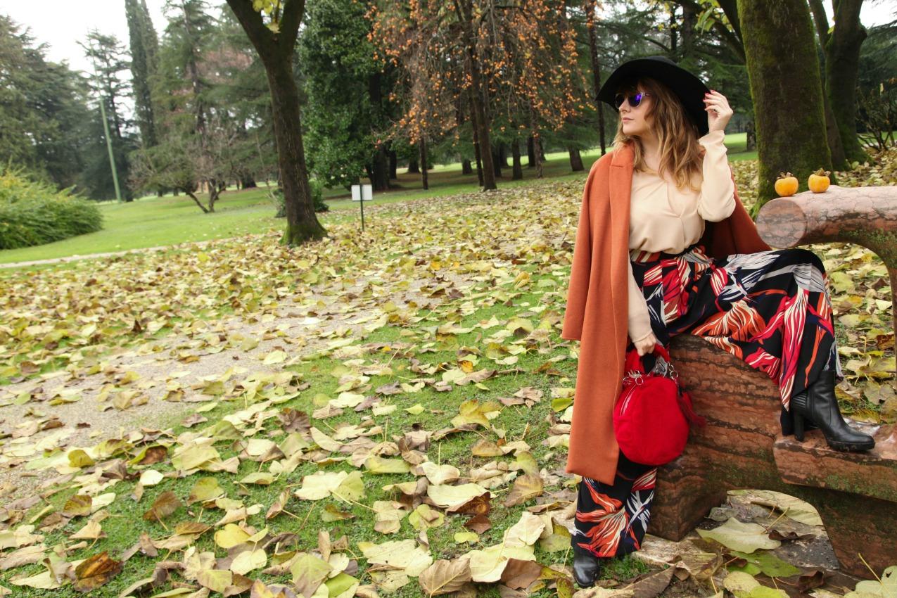 Yellow autumn: scelte di stile e shopping con sconti, alessia milanese, thechilicool, fashion blog, fashion blogger, mnchili jewel bag, zalando shop online