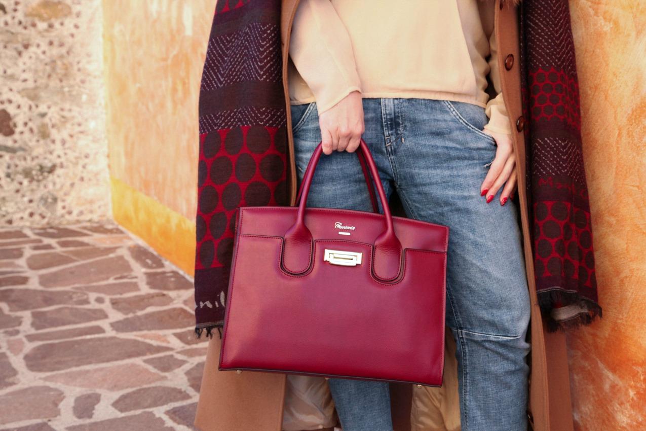 Burgundy, rosa e l'arte di mescolare le carte, alessia milanese, thechilicool, fashion blog, fashion blogger