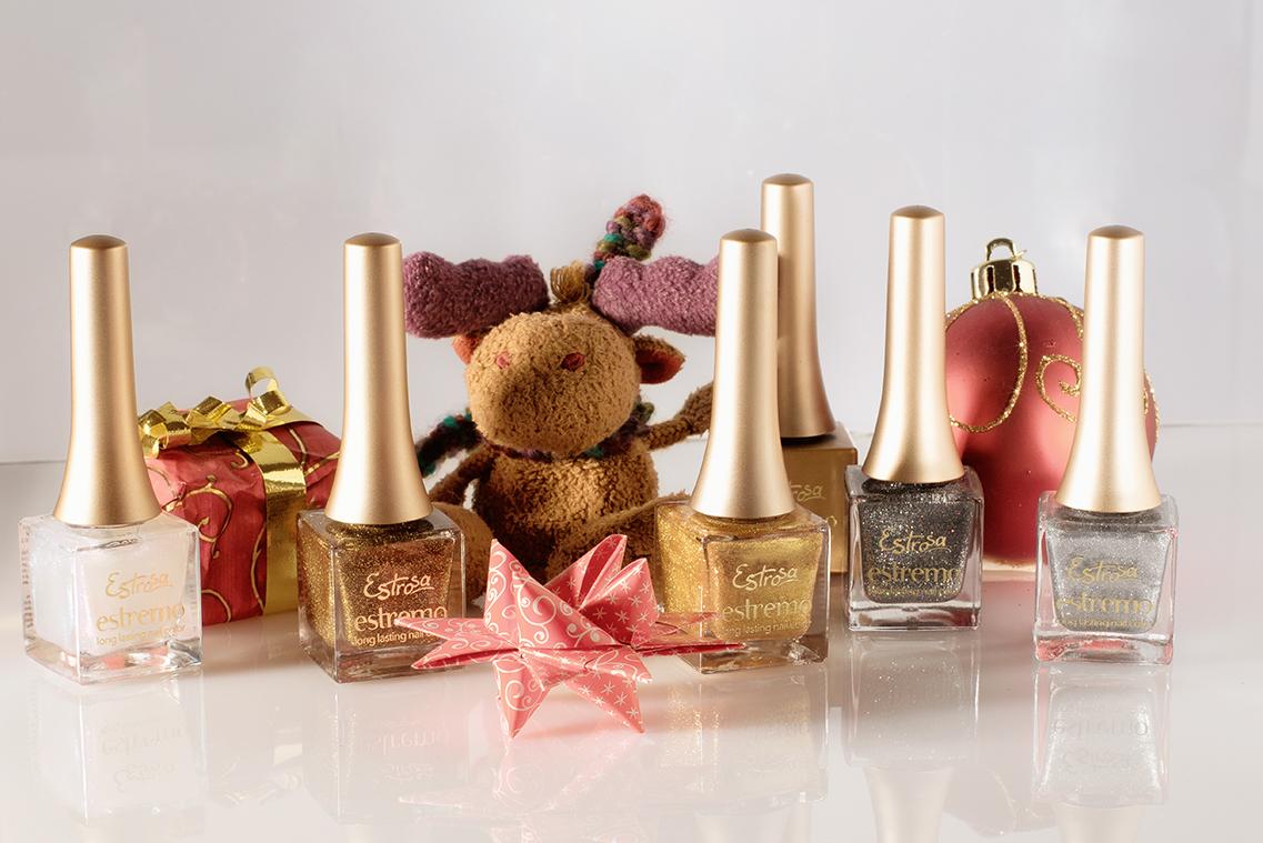 Estrosa Happy Xmas: Glitter Luxury Winter collection, alessia milanese, thechilicool, fashion blog, fashion blogger