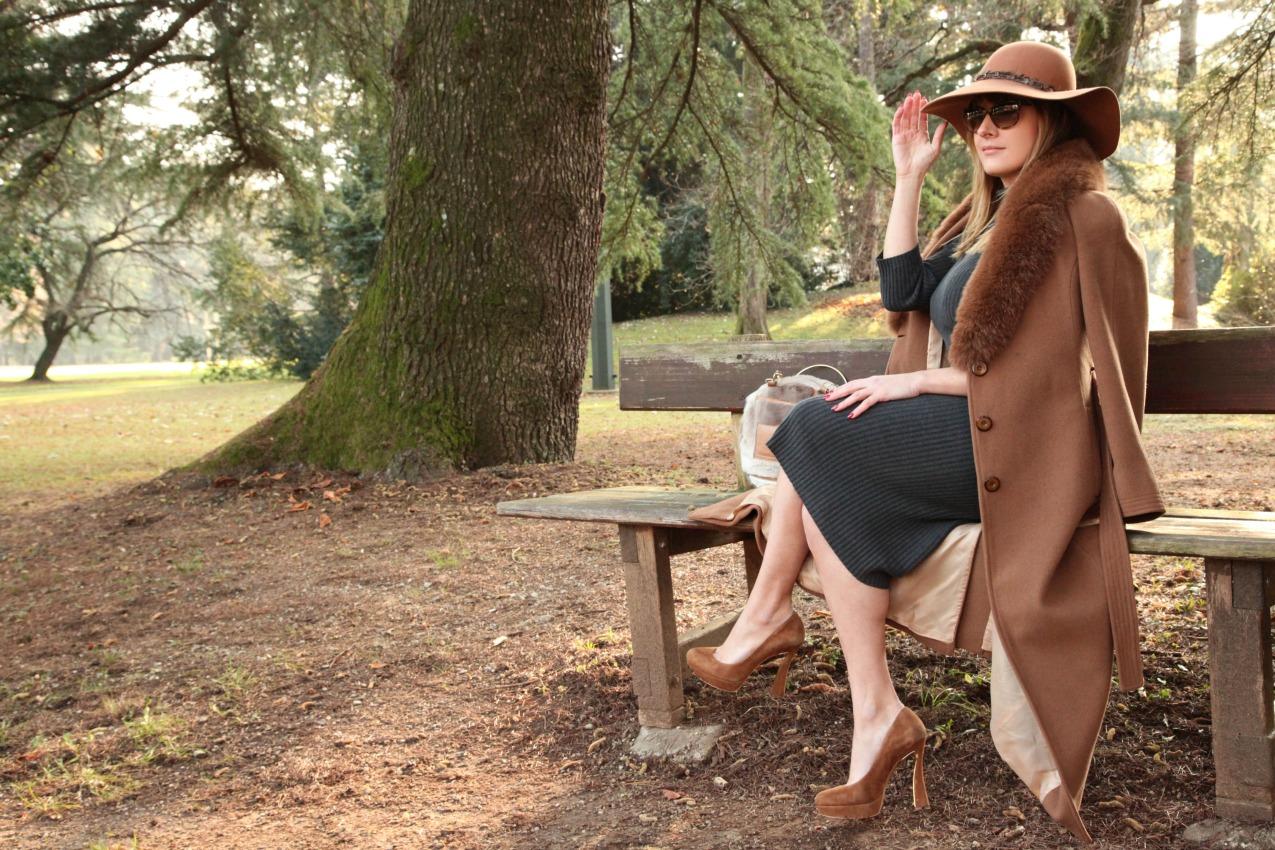 Aspettare. Storie di abiti e cappotti color cammello, alessia milanese, thechilicool, fashion blog, fashion blogger