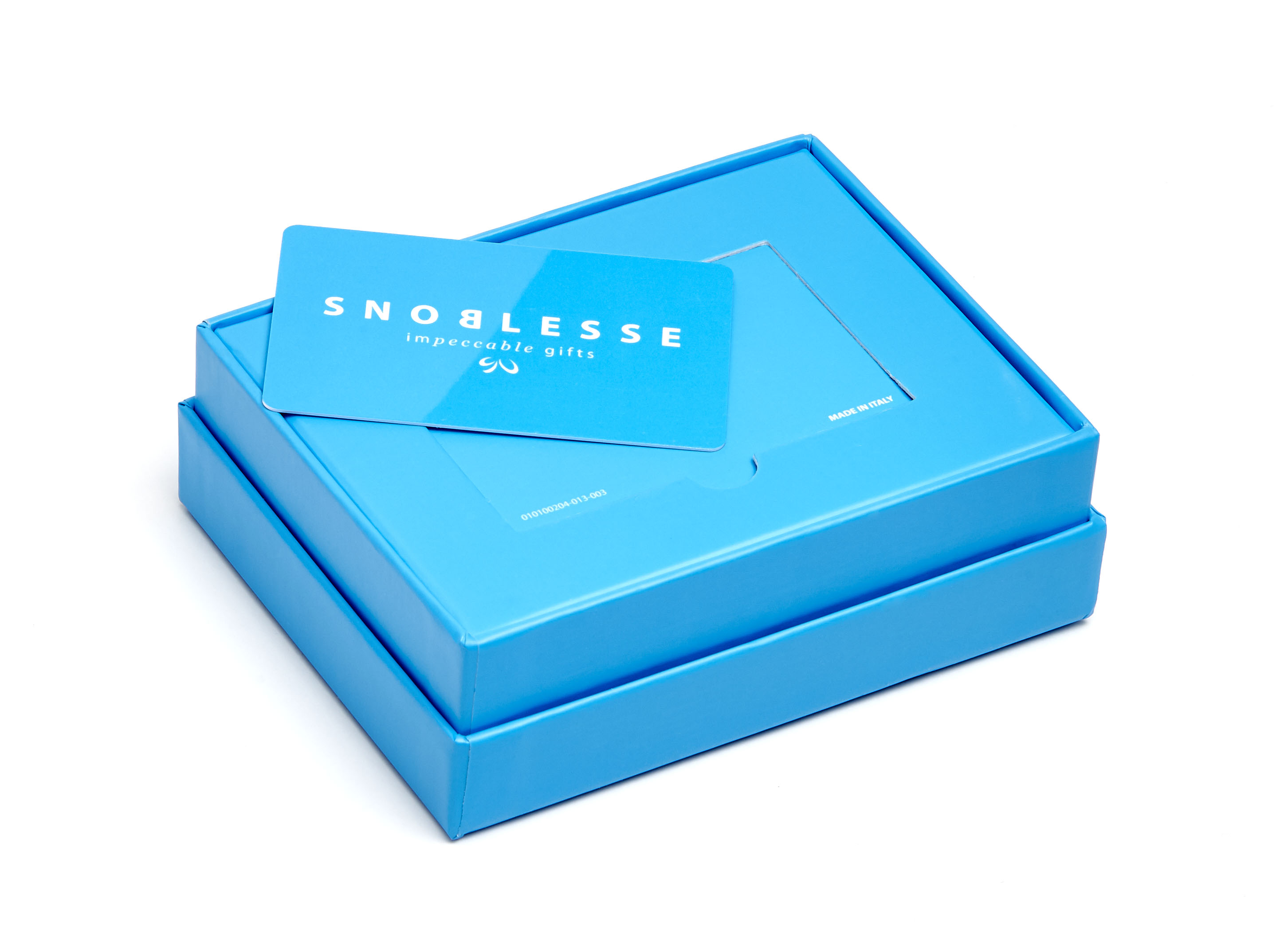 Snoblesse Gift Card