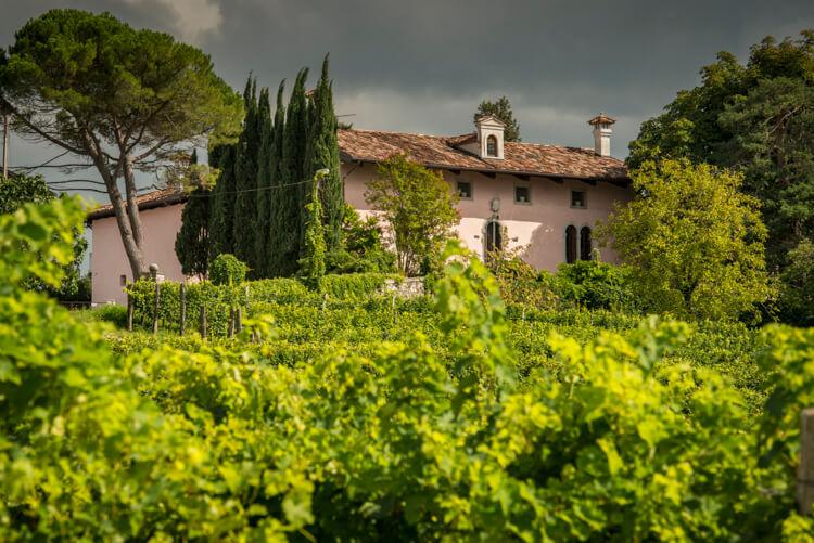 Villa Romano Cantina Rodaro