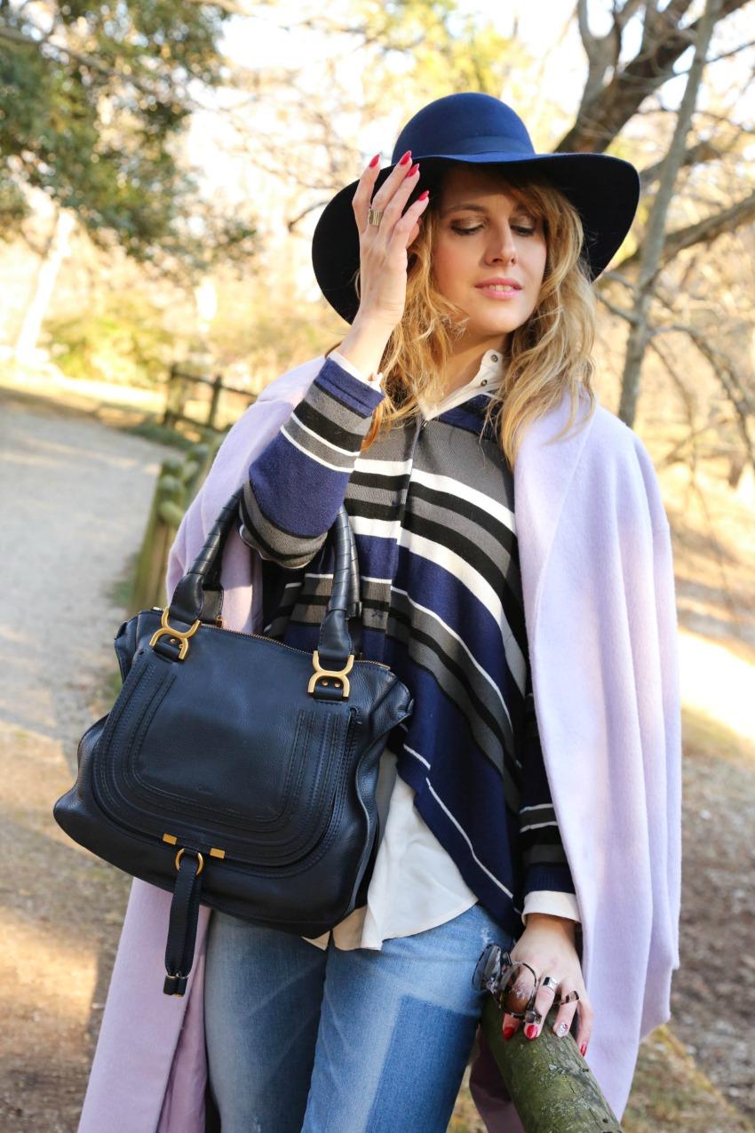 Principesse, rosa e righe blu, alessia milanese, thechilicool, fashion blog, fashion blogger, marcie chloe bag