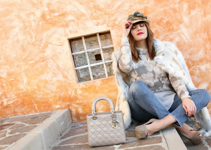C'era una volta: storie di donne, poesia e sole, alessia milanese, thechilicool, fashion blog, fashion blogger, lady dior bag