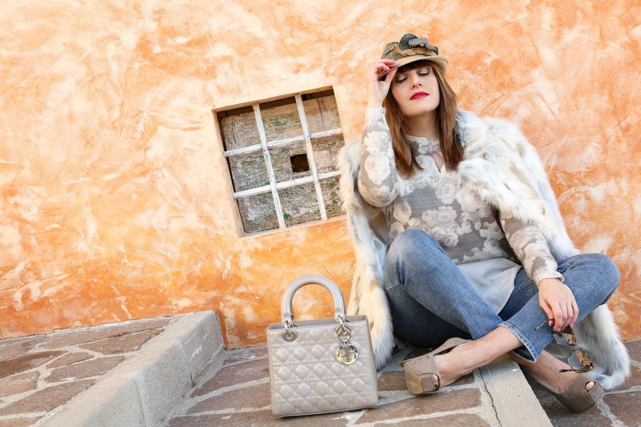 C'era una volta: storie di donne, poesia e sole, alessia milanese, thechilicool, fashion blog, fashion blogger, lady dior bag